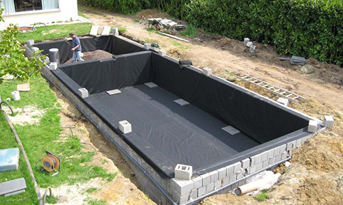 epdm box welded pentru piscine